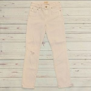 Mother The Looker Crop jeans 24